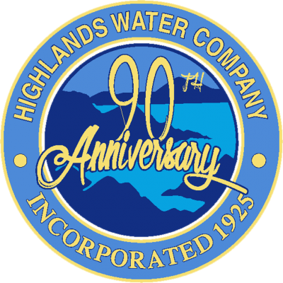 Highlands Mutual Water Company